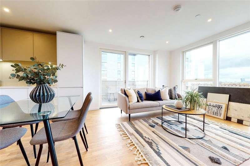 3 Bedrooms Apartment Flat for sale in Kingwood, Deptford Landings, Cedarwood View, Deptford, SE8