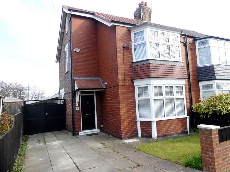 3 Bedrooms Semi Detached House for sale in Ings Road, Redcar *** REDUCED ***