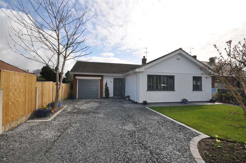 2 Bedrooms Bungalow for sale in Manor Road, Sealand, Chester