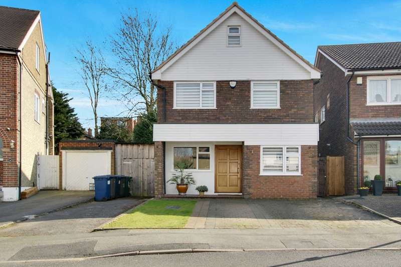 5 Bedrooms Detached House for sale in Hatley Close, London