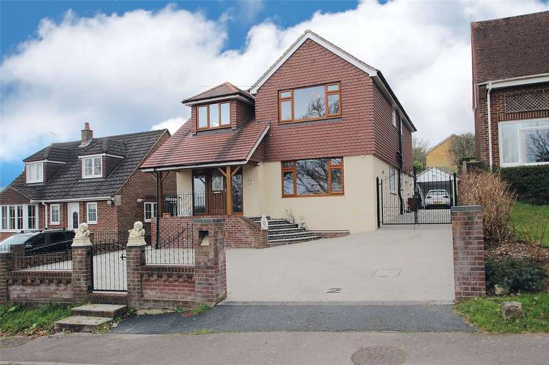 5 Bedrooms Detached House for sale in Giles Close, Fareham, PO16