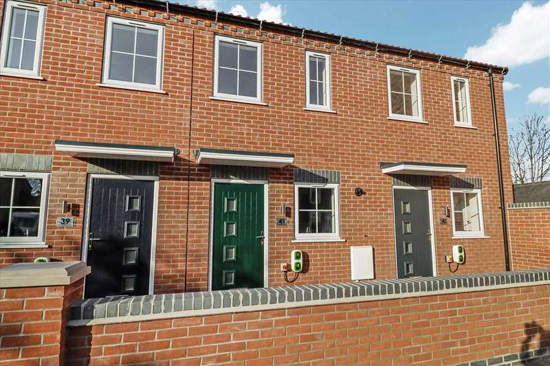 2 Bedrooms Town House for sale in St Catherines Court, Lincoln