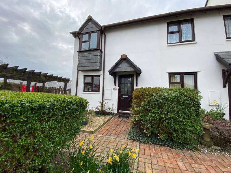 2 Bedrooms End Of Terrace House for sale in Town Farm Court, Braunton