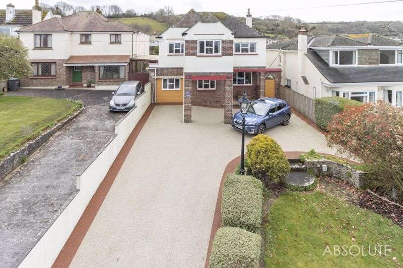 4 Bedrooms Property for sale in Upton Manor Road, Brixham