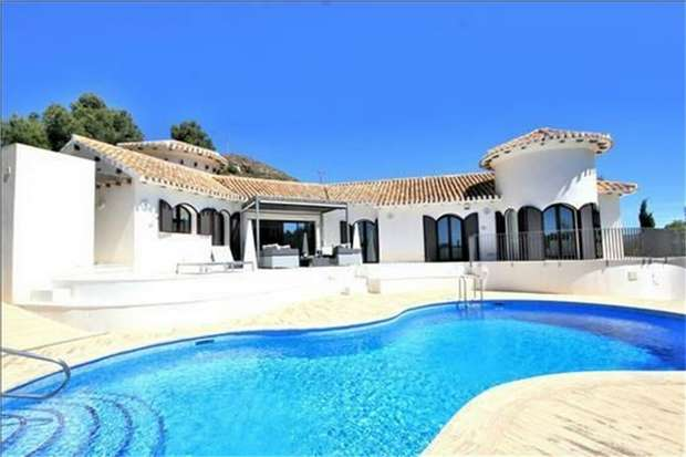 4 Bedrooms Villa House for sale in La Manga Club, Murcia, Spain, Spain