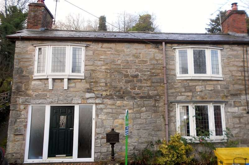 3 Bedrooms Semi Detached House for sale in Swan Terrace Woodlands Road, Froncysyllte, Llangollen, LL20