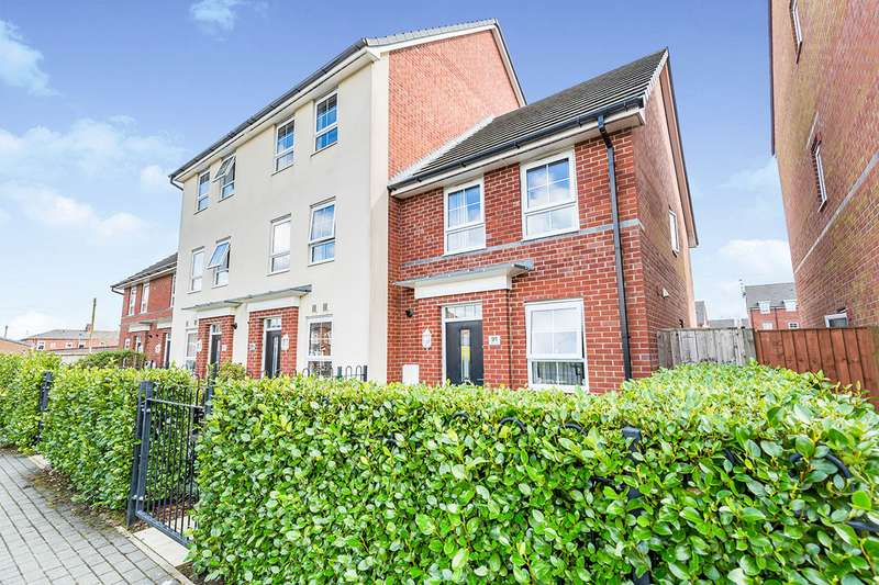 2 Bedrooms House for sale in Pilling Lane, Chorley, Lancashire, PR7