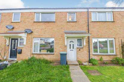 3 Bedrooms Terraced House for sale in Winston Crescent, Biggleswade, Bedfordshire, England