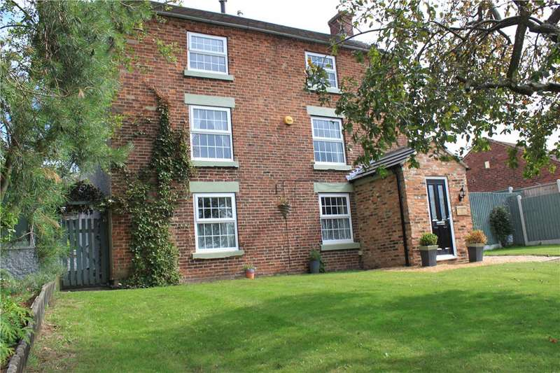 5 Bedrooms Detached House for sale in Thorpe's Road, Heanor, Derbyshire, DE75
