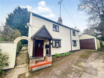 3 Bedrooms Detached House for sale in Blacksmiths Lane, Smeeton Westerby, Leicester