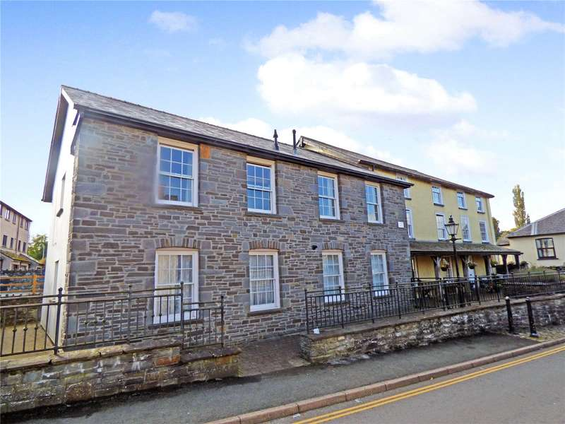 1 Bedroom Apartment Flat for sale in Plough House, 26-28 Market Street, Builth Wells, Powys, LD2 3EF