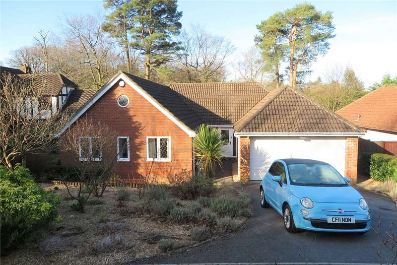 4 Bedrooms Detached Bungalow for sale in Caerleon Close, Beacon Hill, Hindhead, GU26