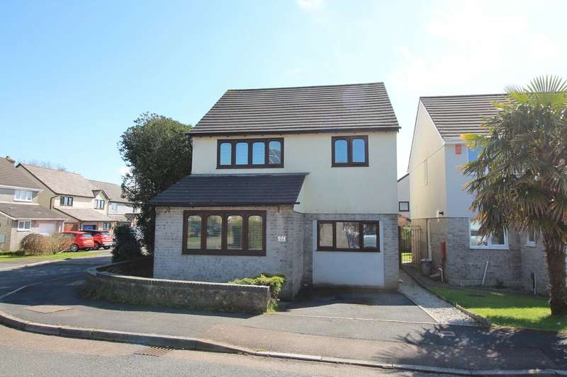 5 Bedrooms Detached House for sale in Pondfield Road, Latchbrook, Saltash