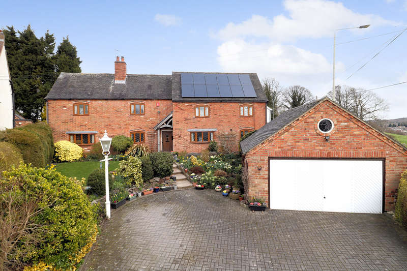 3 Bedrooms Cottage House for sale in Loughborough Road, Coleorton