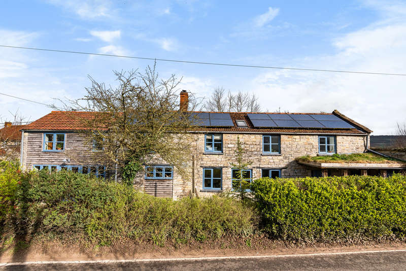 4 Bedrooms Cottage House for sale in Yarley, Wells