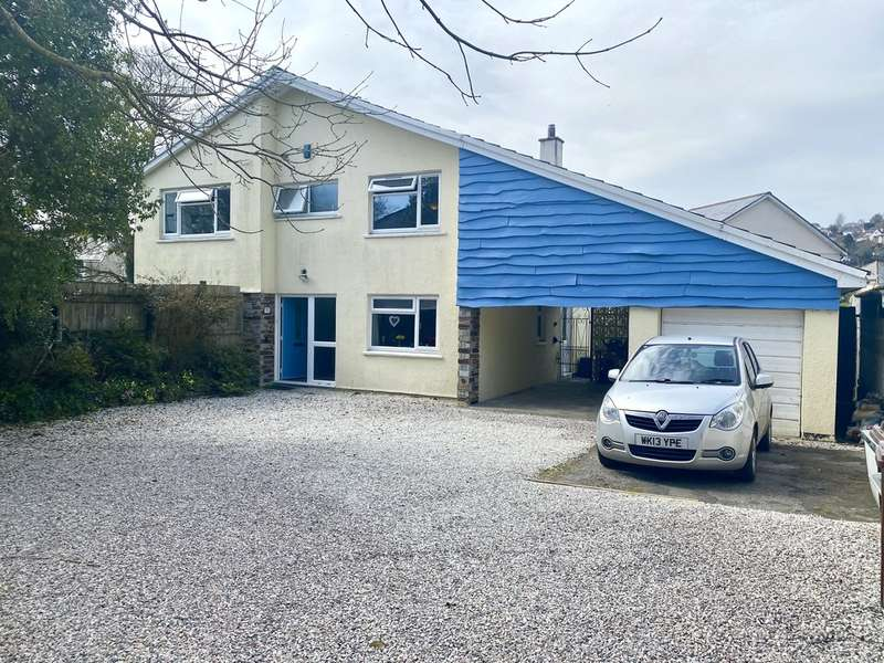 4 Bedrooms Detached House for sale in Blowing House Lane, St. Austell