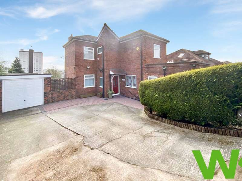 3 Bedrooms Detached House for sale in Bustleholme Avenue, West Bromwich, B71