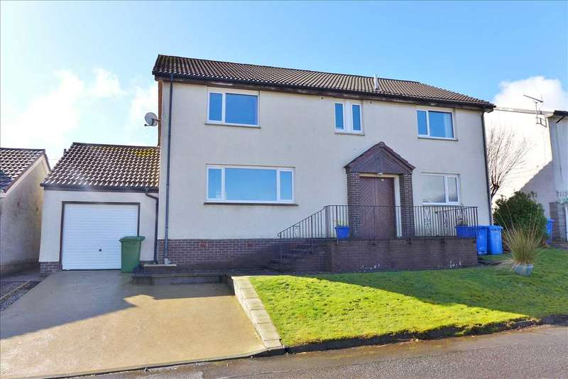 4 Bedrooms Detached House for sale in Alma Park, Brodick