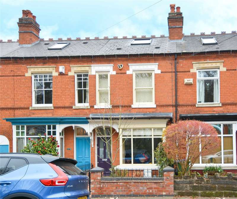 3 Bedrooms Terraced House for sale in Barclay Road, Bearwood, West Midlands, B67