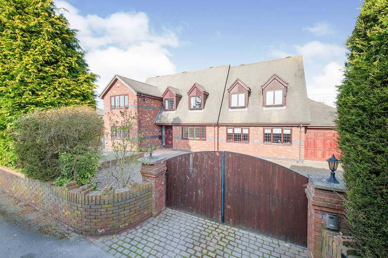 6 Bedrooms Detached House for sale in Orchard Drive, Fairburn, Knottingley, WF11