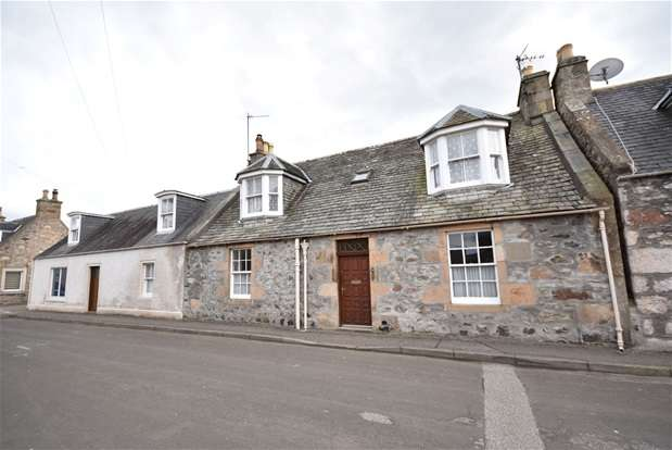 3 Bedrooms End Of Terrace House for sale in Westmoreland Street, Fochabers