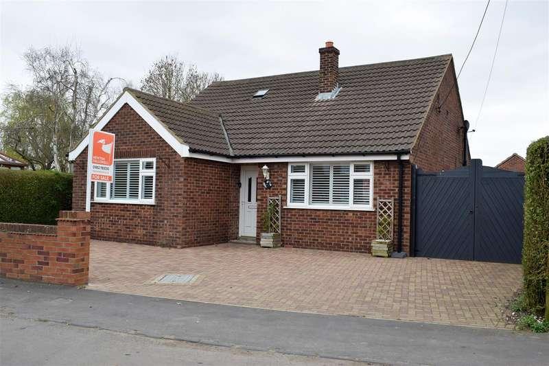 4 Bedrooms Detached Bungalow for sale in Gravel Pit Lane, Kirmington