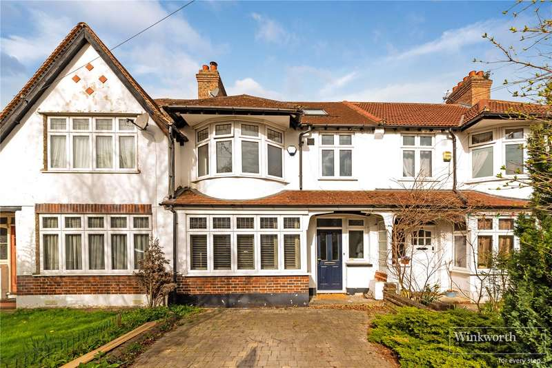 4 Bedrooms House for sale in Birchwood Avenue, Beckenham, BR3