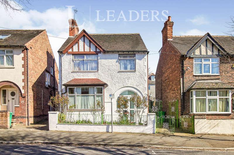 3 Bedrooms Detached House for rent in Harrington Drive, Nottingham