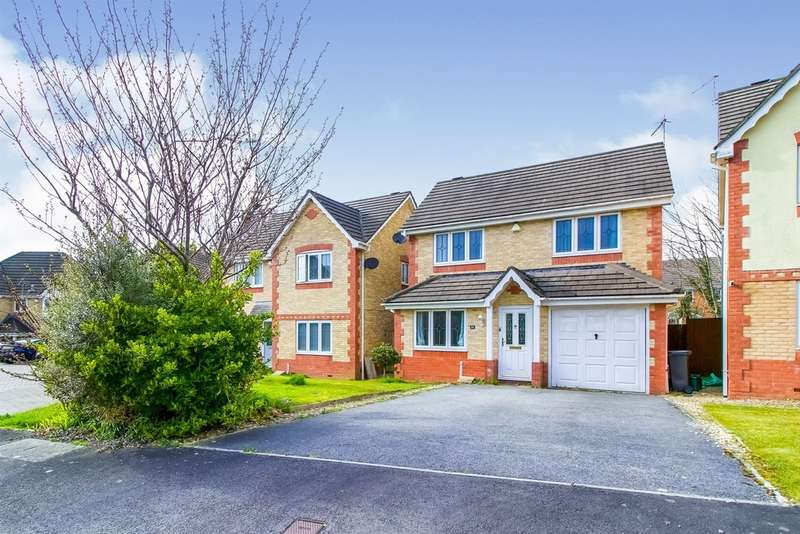 3 Bedrooms Detached House for sale in Min Y Coed, Margam, Port Talbot