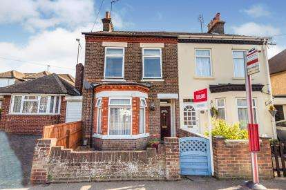 3 Bedrooms Semi Detached House for sale in Ashcroft Road, Luton, Bedfordshire, England