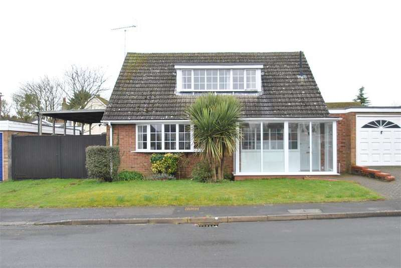 4 Bedrooms Detached House for sale in Townsend Close, Barkway