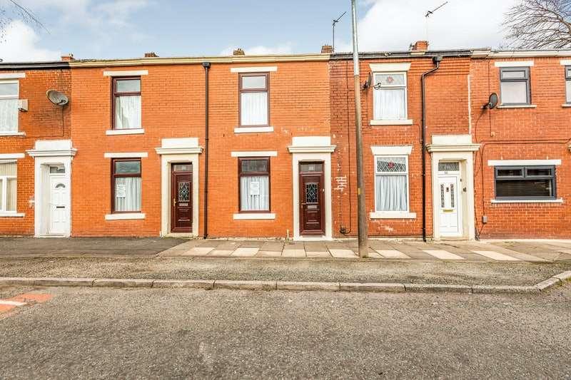 4 Bedrooms Terraced House for sale in Beardsworth Street, Blackburn, Lancashire, BB1