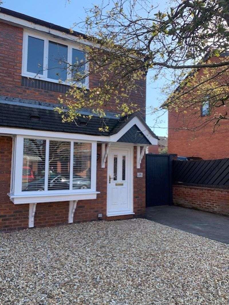 3 Bedrooms Property for sale in Oakwood Drive, Prenton