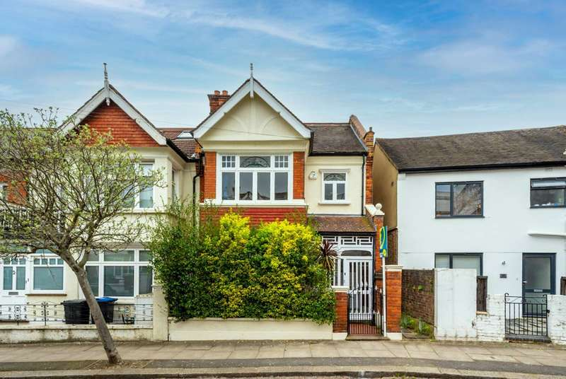 5 Bedrooms Semi Detached House for sale in Strathmore Road, Wimbledon, SW19