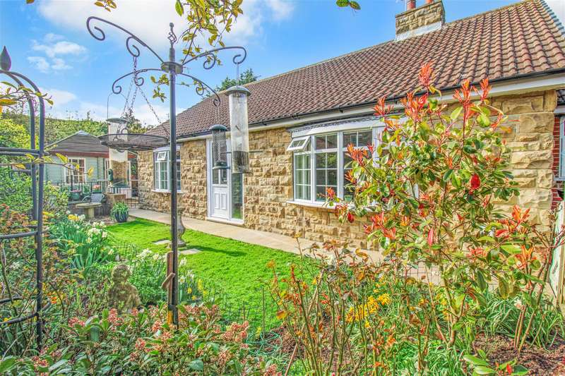 2 Bedrooms Detached Bungalow for sale in Melmerby, Ripon, HG4 5HH