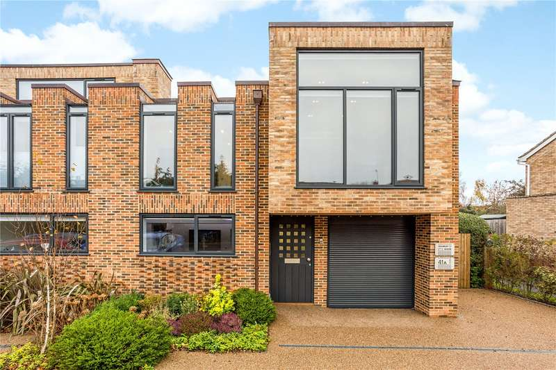 4 Bedrooms Semi Detached House for sale in St Marys Road, Stratford-upon-Avon, CV37