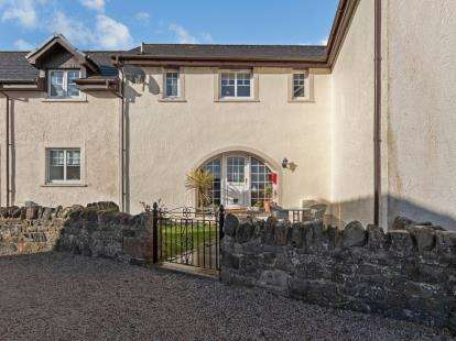 2 Bedrooms Terraced House for sale in Chapelton Mains, Seamill
