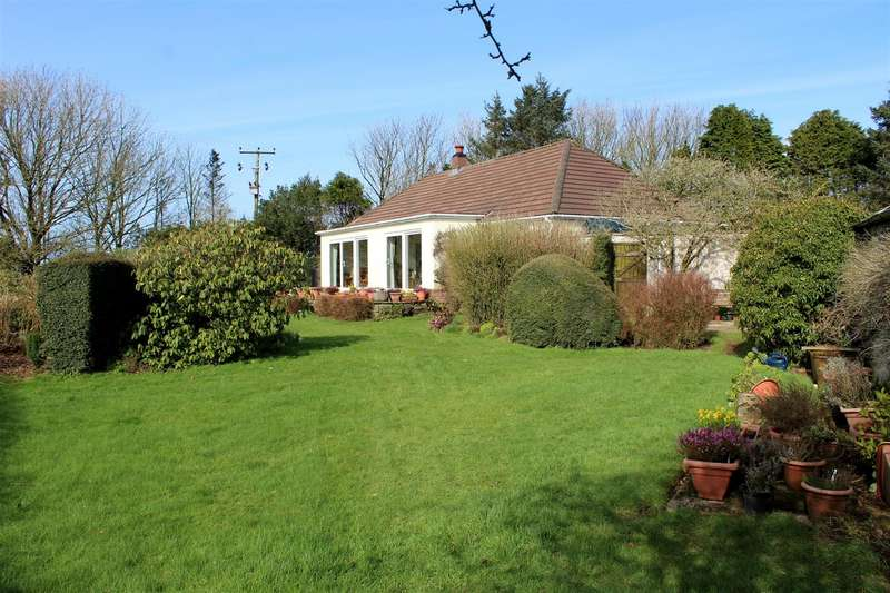 4 Bedrooms Detached Bungalow for sale in Muddiford, Barnstaple