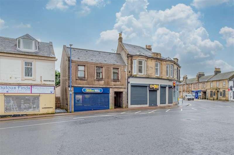 1 Bedroom Flat for sale in Stirling Street, Denny