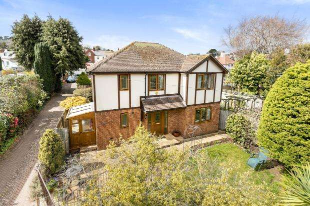 3 Bedrooms Detached House for sale in Temple Mews, Temple Street, Sidmouth, Devon