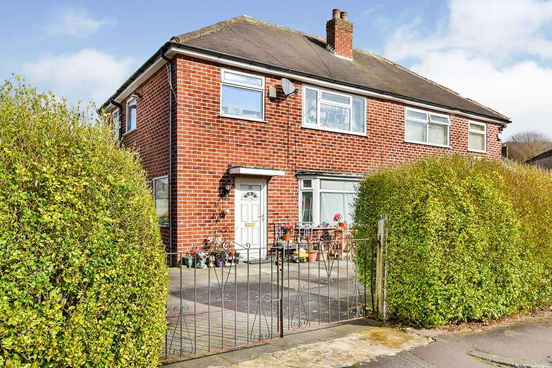 3 Bedrooms Semi Detached House for sale in Withenfield Road, Manchester, Greater Manchester, M23