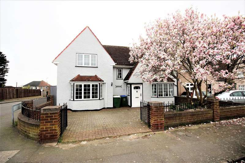 5 Bedrooms Semi Detached House for sale in Northumberland Way, Erith, Kent, DA8 3NT