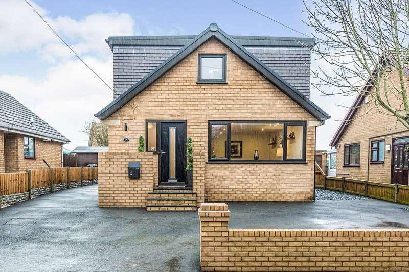 3 Bedrooms Detached House for sale in Arthurs Lane, Poulton-le-Fylde, Lancashire, FY6