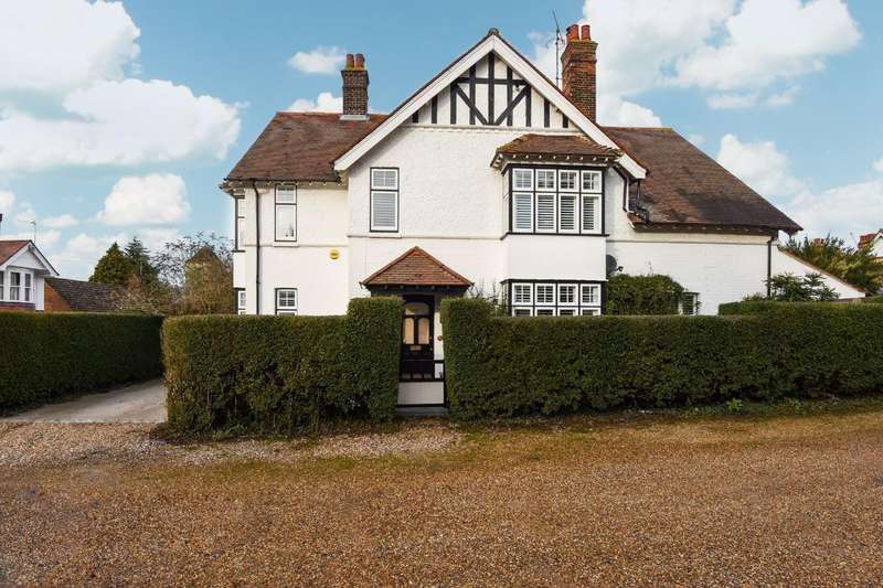 4 Bedrooms Semi Detached House for sale in Sandle Road, Bishop's Stortford, Hertfordshire, CM23