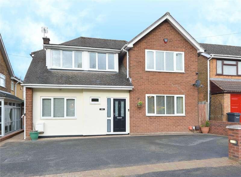 4 Bedrooms Detached House for sale in Wolverhampton Road, Oldbury, B68