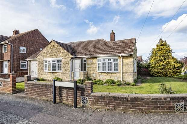 3 Bedrooms Semi Detached Bungalow for sale in The Furlong, Bedford
