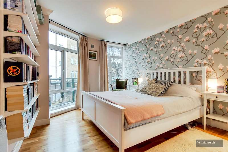 2 Bedrooms Flat for sale in Abney Park Court, 230 Stoke Newington High St, London, N16