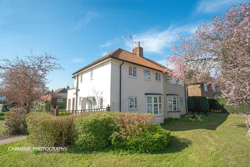 3 Bedrooms Semi Detached House for sale in Attimore Road, Welwyn Garden City