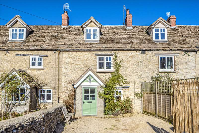 4 Bedrooms Terraced House for sale in Wallow Green, Horsley, Stroud, GL6