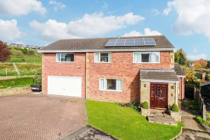6 Bedrooms Detached House for sale in Calder Close, Ossett